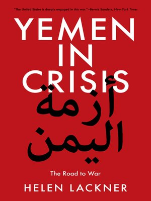 cover image of Yemen in Crisis