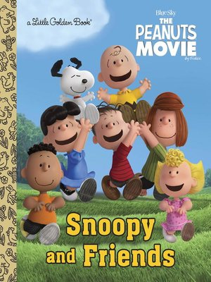 cover image of Snoopy and Friends