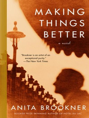 cover image of Making Things Better