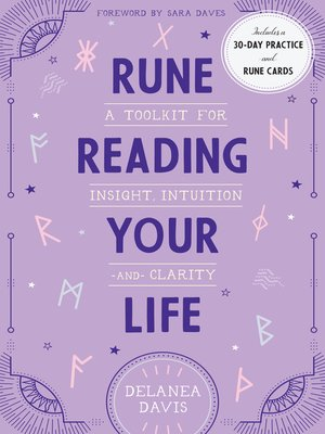 cover image of Rune Reading Your Life