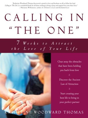 "cover image of Calling in ""The One"""