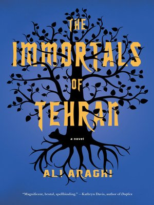 cover image of The Immortals of Tehran
