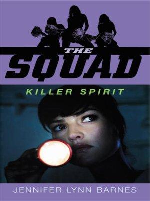 cover image of Killer Spirit