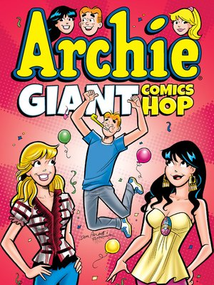cover image of Archie Giant Comics Hop