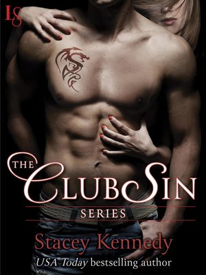 cover image of The Club Sin Series 4-Book Bundle