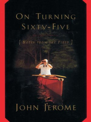 cover image of On Turning Sixty-Five