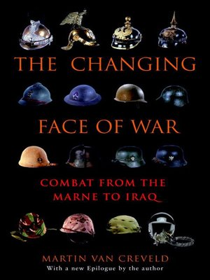 cover image of The Changing Face of War