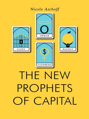 cover image of The New Prophets of Capital