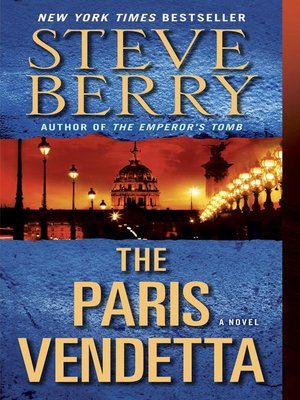 cover image of The Paris Vendetta