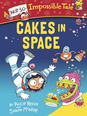 cover image of Cakes in Space
