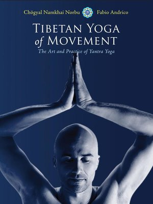 cover image of Tibetan Yoga of Movement
