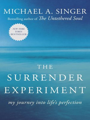 cover image of The Surrender Experiment