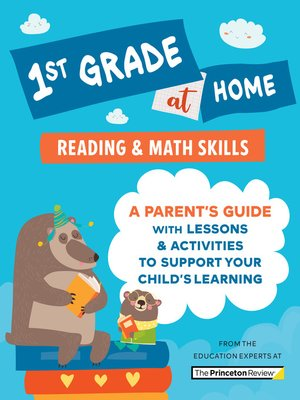 cover image of 1st Grade at Home