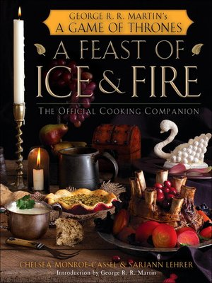 cover image of A Feast of Ice and Fire