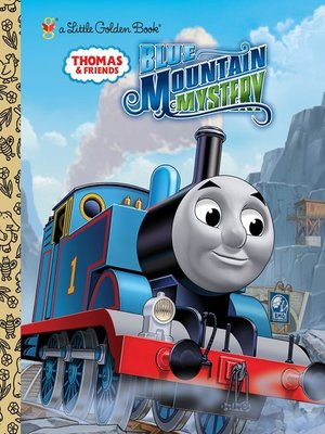 cover image of Blue Mountain Mystery (Thomas & Friends)