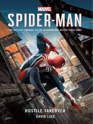 cover image of Marvel's SPIDER-MAN