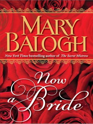 cover image of Now a Bride