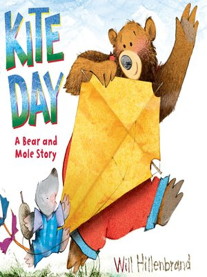 cover image of Kite Day