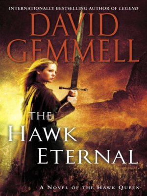 cover image of The Hawk Eternal