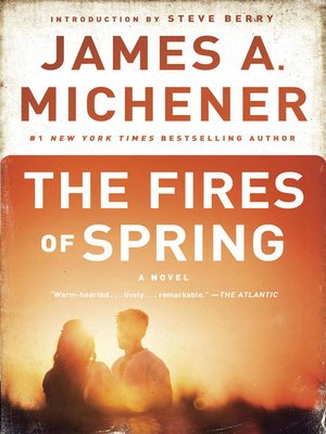 cover image of The Fires of Spring