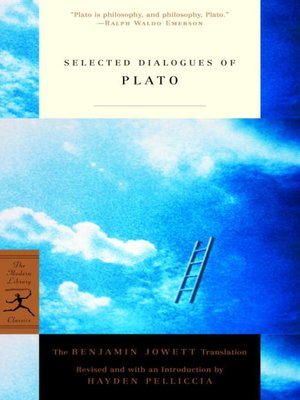 cover image of Selected Dialogues of Plato