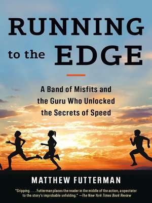 cover image of Running to the Edge