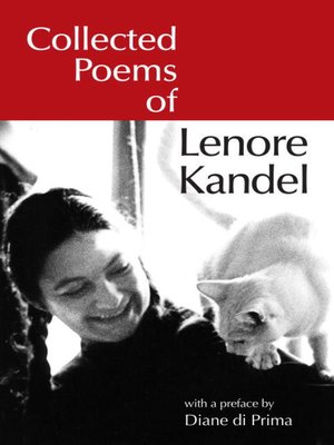 cover image of Collected Poems of Lenore Kandel