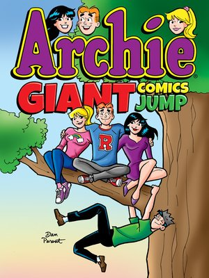 cover image of Archie Giant Comics Jump