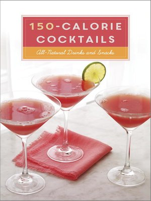 cover image of 150-Calorie Cocktails