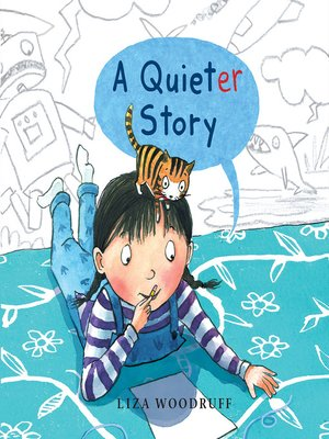 cover image of A Quieter Story