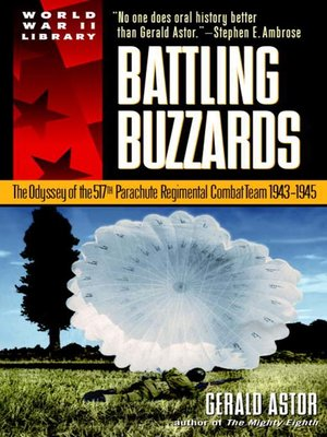 cover image of Battling Buzzards