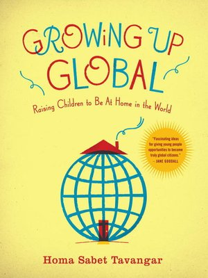 cover image of Growing Up Global