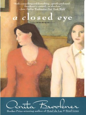 cover image of A Closed Eye