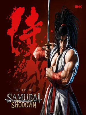 cover image of The Art of Samurai Shodown