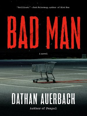 cover image of Bad Man