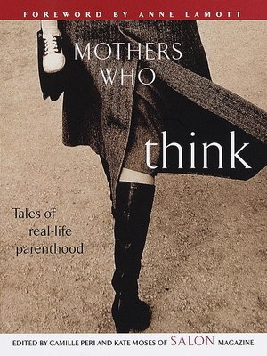 cover image of Mothers Who Think