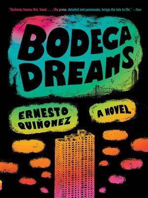 cover image of Bodega Dreams