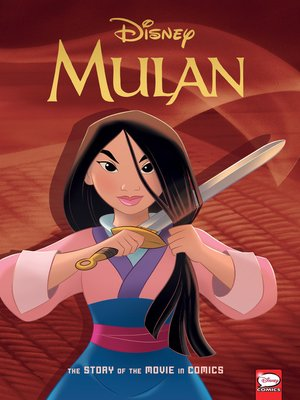 cover image of Disney Mulan