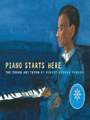cover image of Piano Starts Here