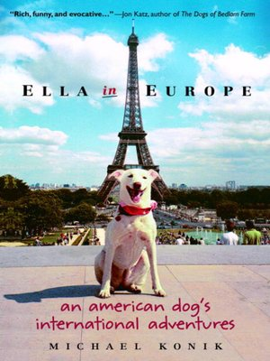 cover image of Ella in Europe