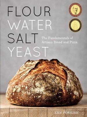 cover image of Flour Water Salt Yeast