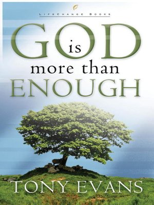 cover image of God Is More Than Enough