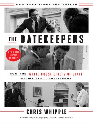 cover image of The Gatekeepers