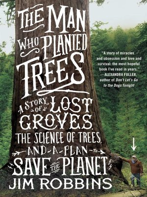 cover image of The Man Who Planted Trees