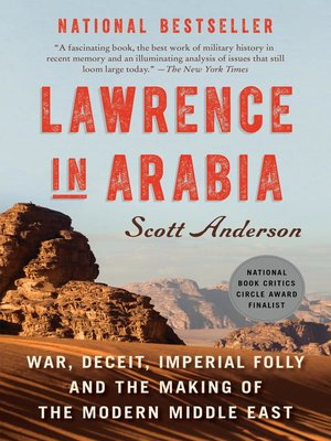 cover image of Lawrence in Arabia