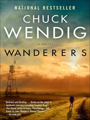 cover image of Wanderers