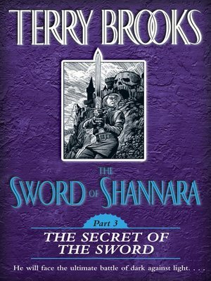 cover image of The Sword of Shannara, Part 3: The Secret of the Sword