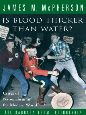 cover image of Is Blood Thicker Than Water?