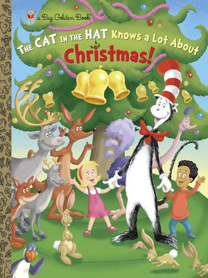 cover image of The Cat in the Hat Knows a Lot About Christmas!