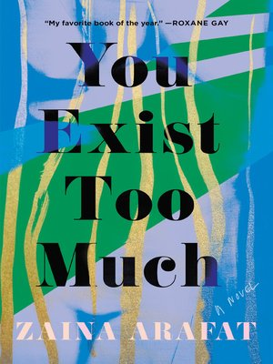 cover image of You Exist Too Much